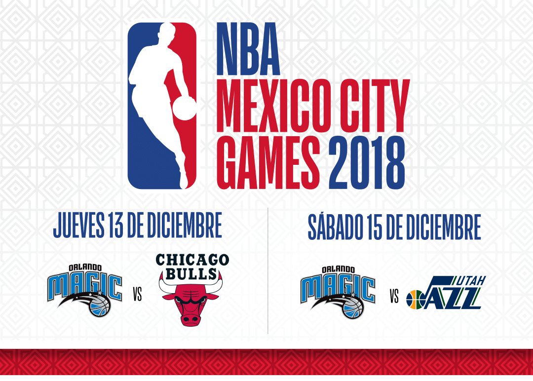 NBA Mexico Games